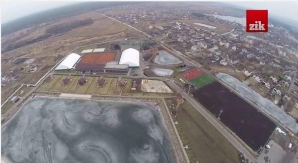 «Olimpic village»: рай для ворья на горбу железнодорожников