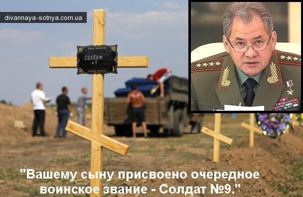 Реальные потери регулярных войск РФ в войне на Украине состояние на 07.03.2015 года