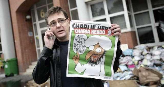 Затримано чотирьох підозрюваних у справі Charlie Hebdo