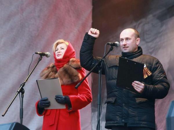 Городские приоритеты: Вика Цыганова и «Антимайдан» выигрывают