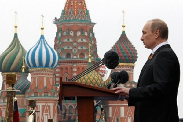 Драматург Путин