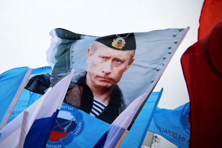 «Кончилось время лихолетья»: новосибирцы сказали Путину спасибо за Крым