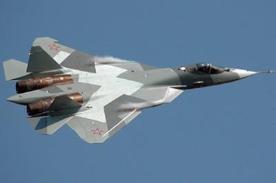 Россия из-за санкций не сможет начать массовое производство истребителя 5-го поколения