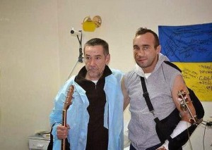 Актер Горбунов отказался от съемок в России