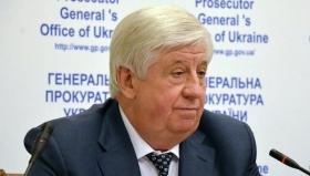 Шокин обещает новые аресты министров «после праздников»