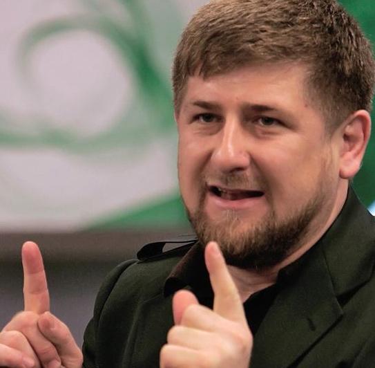 """Кадыров: """"Появляется... москвич или ставропольчанин - открыть огонь на поражение!"""""""