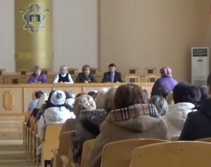 Голодные бунты в «ЛНР». Учителя и врачи Алчевска требовали выплаты задолженностей по зарплате
