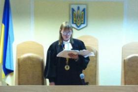 ГПУ возбудила дело против судьи Гладун из Печерского суда