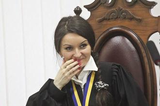 """Одиозная судья Царевич, сняв электронный браслет, взялась за """"айдаровцев"""": опубликованы документы"""