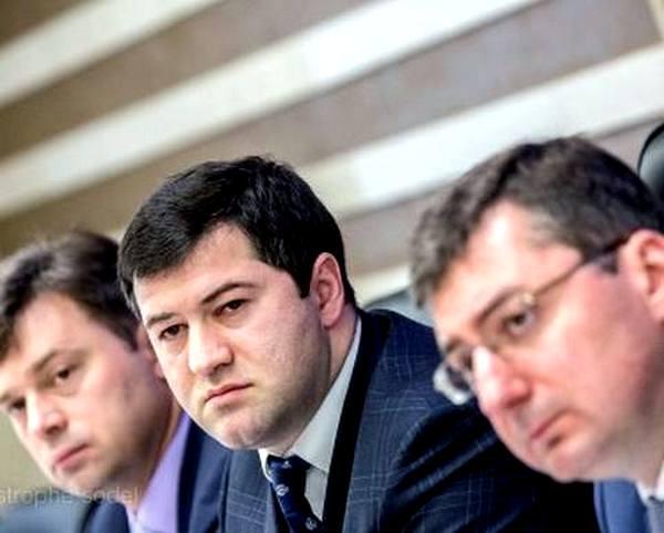 Обнародована коррупционная «таможенная схема» Романенко-Насирова