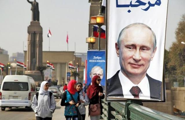 Как потерять Египет – мастер-класс от Путина