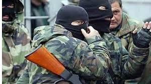 """А если тебе лицо краской закрасить? - боевики """"ДНР"""" """"наехали"""" на бизнесмена"""