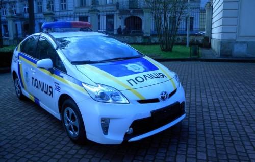 У Львові невідомі підпалили приміщення опорного пункту поліції