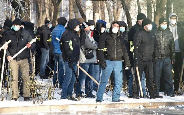 ГПУ: В останні дні Майдану тітушки отримали від влади сотні автоматів і 90 тисяч патронів
