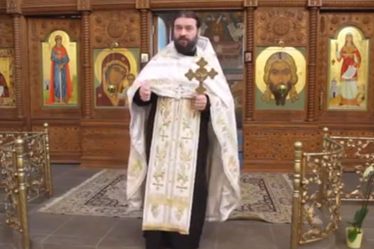 Украинский депутат-священник отпустил грехи экс-регионалу