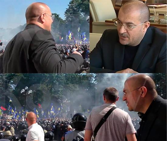 Аваков назначил нелюстрированного Паскала первым замом главы Национальной полиции. Документ