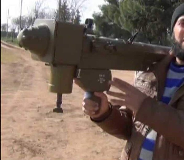 Фейк: китайское оружие поставлялось в Сирию из Украины