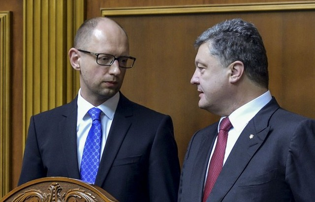 В США Порошенко и Яценюку уже нашли альтернативу