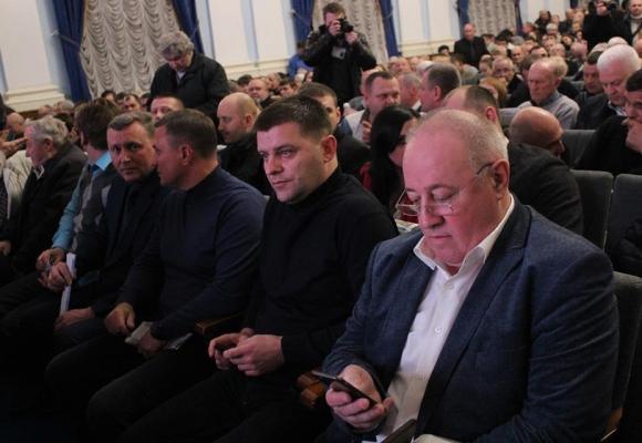Куратором Вінницької області від Саакашвілі став Катеринчук