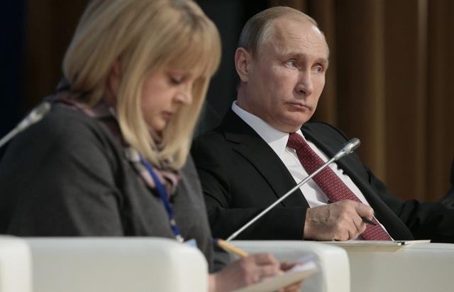 Путин заменил Чурова на Эллу Памфилову. Следовательно, выборов не будет