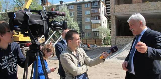 Окружение Голицы-Непопа разыграло 183 миллиона на жилье в Соломенском районе
