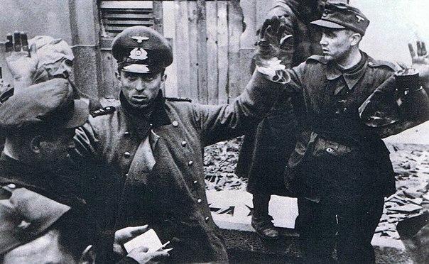 Причины поражения Германии по мнению самих немцев