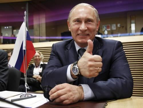 На этой неделе Путин всех нас очень повеселит