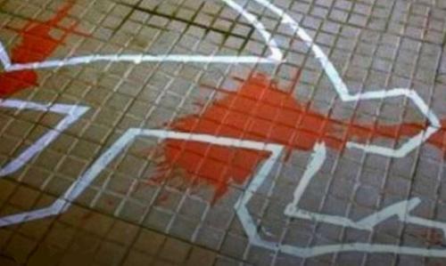 В Киеве среди ночи произошло жестокое убийство