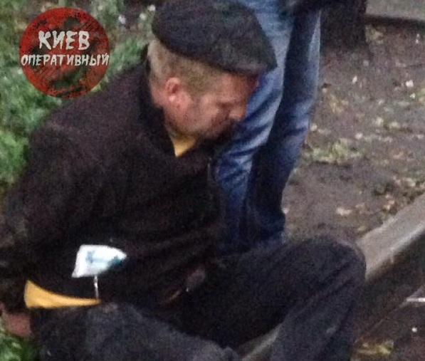 В Киеве грабят даже при помощи игрушечного пистолета