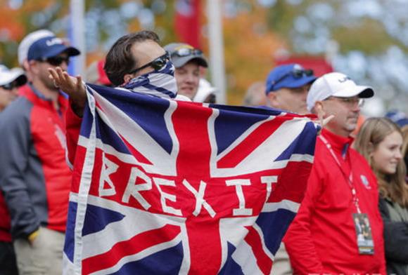 The Time: По жесткому сценарию выхода из ЕС Британия будет терять £66 млрд в год