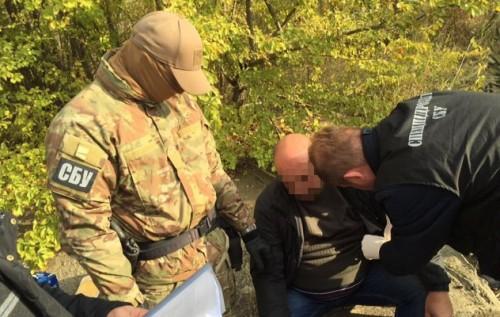 На Одещині за хабар у 20 тис. доларів затримано високопосадовця однієї з міськрад