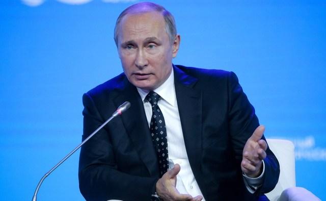 Путин жалуется, что Украина отказывается от газа по $180