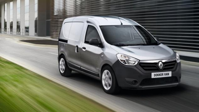 Нацполиция Киева купила у экс-партнера министра юстиции фургоны Renault почти за миллион гривен