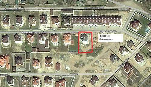 Тёща СБУшника оформила на себя дорогой особняк под Киевом