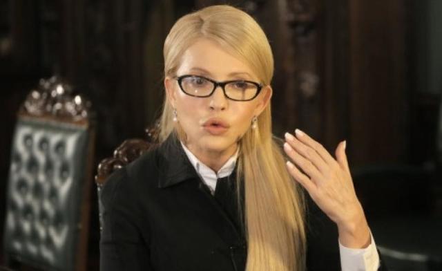 """У Савченко нет ничего общего с """"Батькивщиной"""" — Тимошенко"""