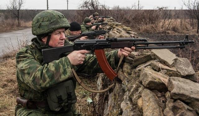 Бочкала: Под Дебальцево взят в плен боевик, может оказаться русским военным