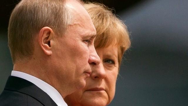 В России нашли очередную мишень. Под прицелом — канцлер Германии