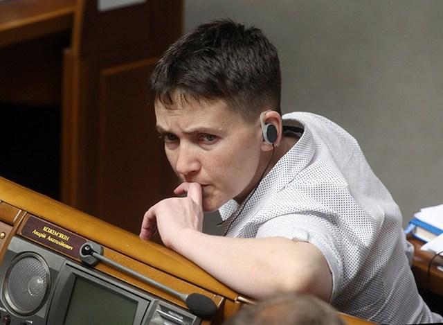 Савченко: Война на Донбассе произошла из-за нефти и газа
