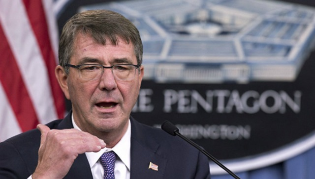 Глава Пентагона обвинил Путина в плохих отношениях между США и РФ