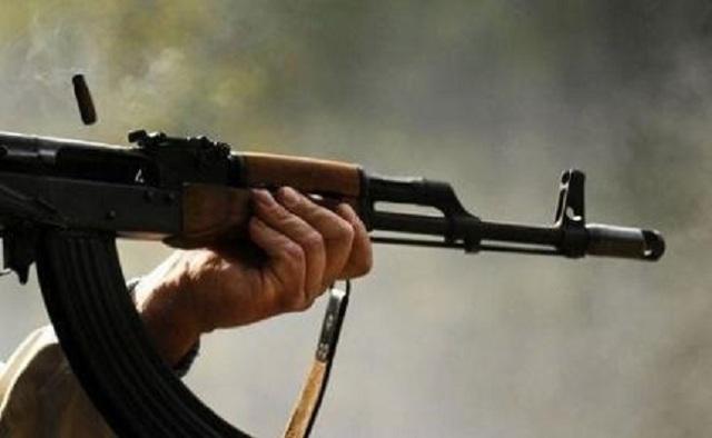 На окраине Луганска казнили мужчину