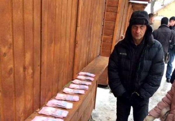 Первого зама мэра Ужгорода Цапа поймали на вымогательстве, но он сбежал