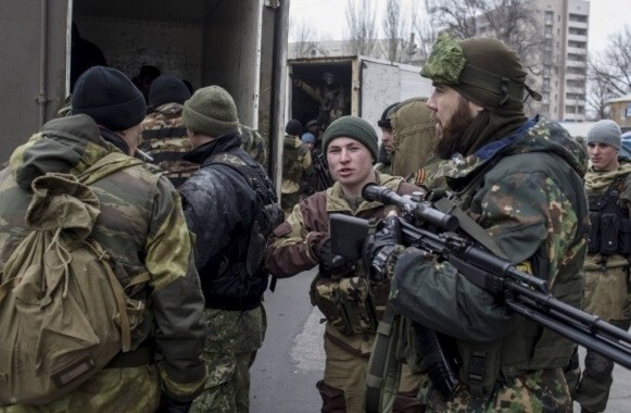 """В """"ДНР"""" назревает очередной вооруженный конфликт между бандами"""