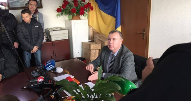 Григорий Колесников получил уголовное дело