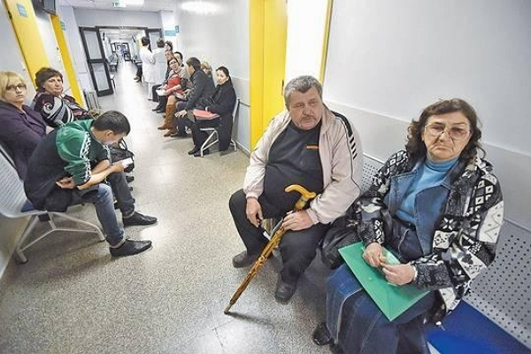 Проект «Бережливая поликлиника» оказался потемкинской деревней