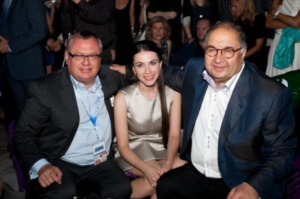 Наиля Аскер-Заде - запасная жена Костина и Усманова