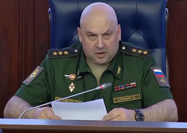 Пиар генерала Суровикина проплатила его жена