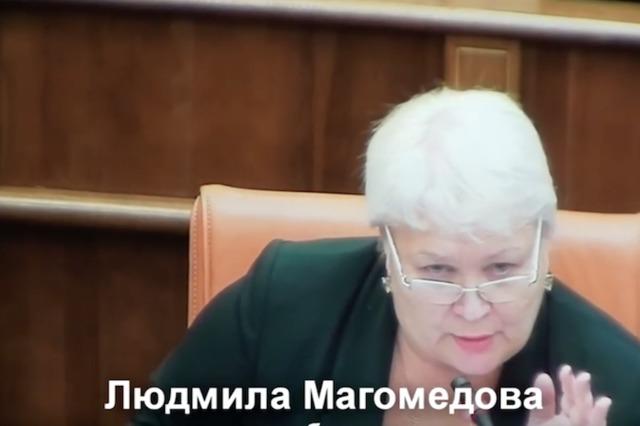 Руководитель комитета по культуре красноярского заксобрания заявила депутату, что ему надо «следить за базаром»
