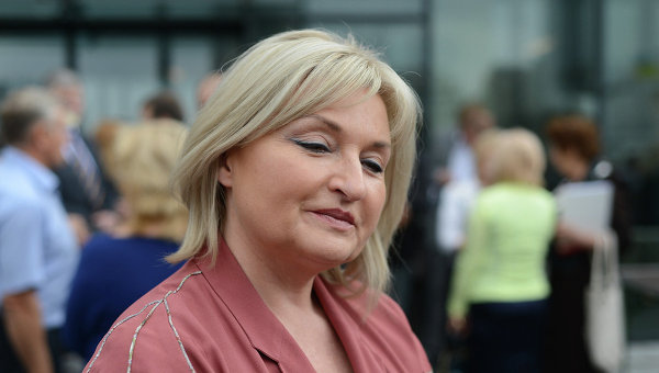 Квартиру нардепа Ирины Луценко оценили в 16,9 млн