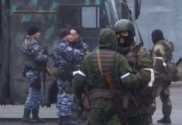Журналисты сообщили о задержании всех сотрудников прокуратуры ЛНР