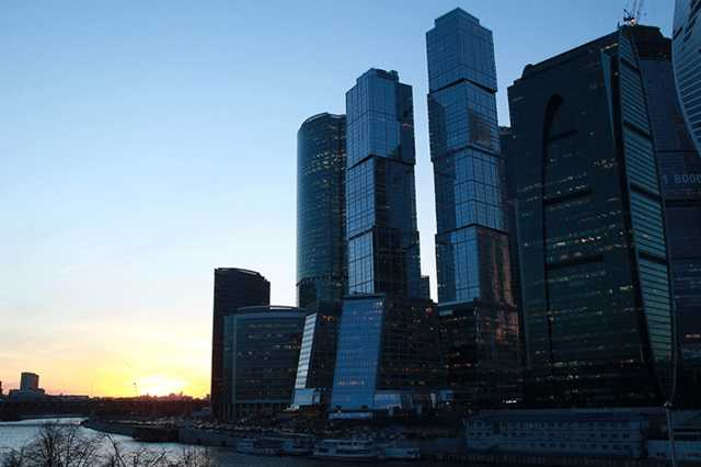 Журналисты узнали о возможном переезде ЦБ в «Москва-сити»
